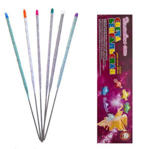 Цветные бенгаоьские огни 16 см